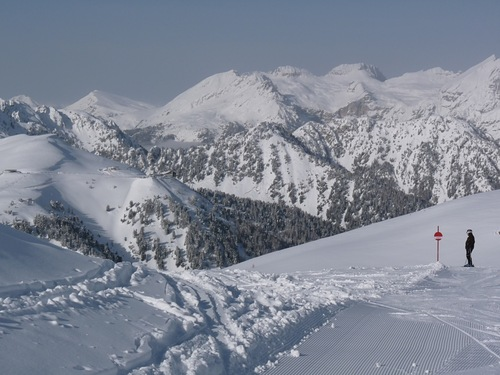 Ski Area Alpe Lusia Ski Resort by: Snow Forecast Admin
