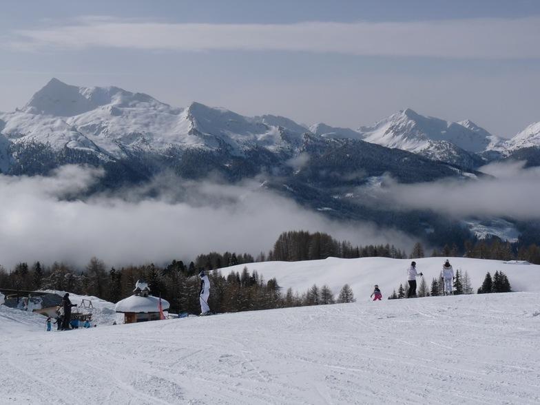 Alpe Lusia, Ski Area Alpe Lusia