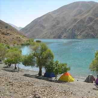 lake gahar  lorestan