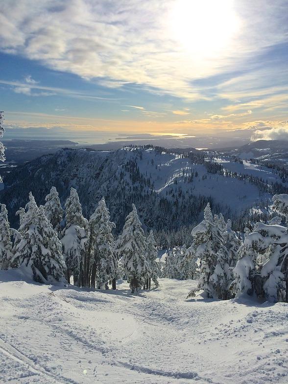 Harrys, Mount Washington