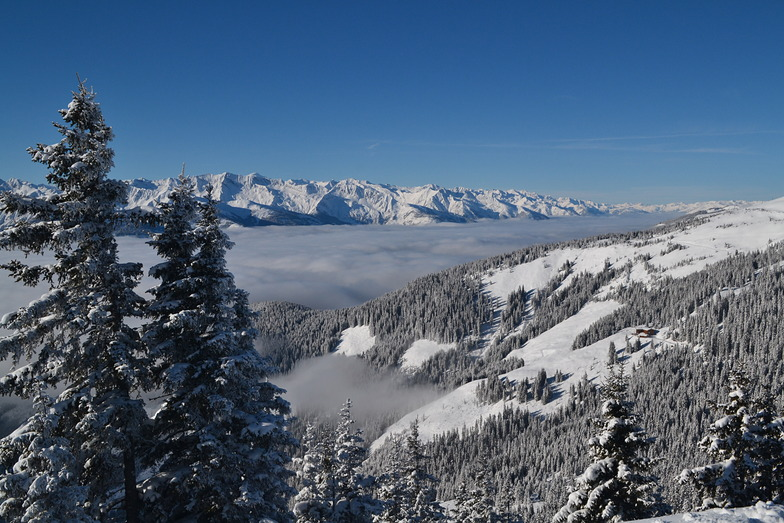 Powder Day, Zell am See