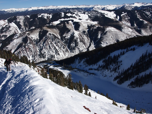 Aspen Highlands Ski Resort by: Tom