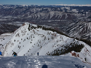 Highlands Bowl, Aspen Highlands photo