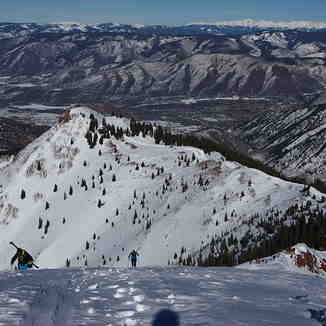 Highlands Bowl, Aspen Highlands