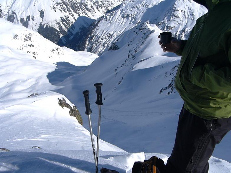 Klosters, Gatschiefer Region