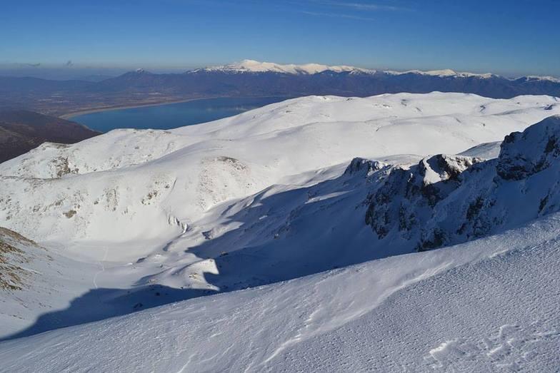 Oteshevo snow