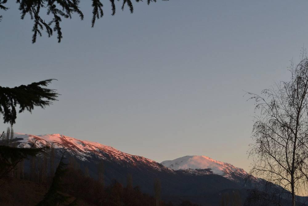 National Park Galicica, peak Magaro 2254m, Oteshevo