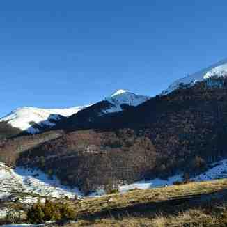 National Park Galicica, Oteshevo