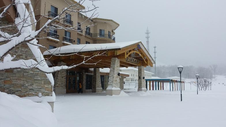 Beidahu snow