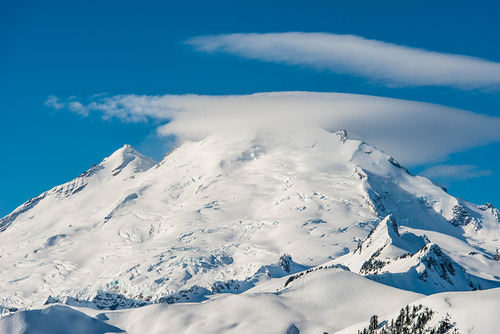 Mount Baker Ski Resort by: Larry Paris
