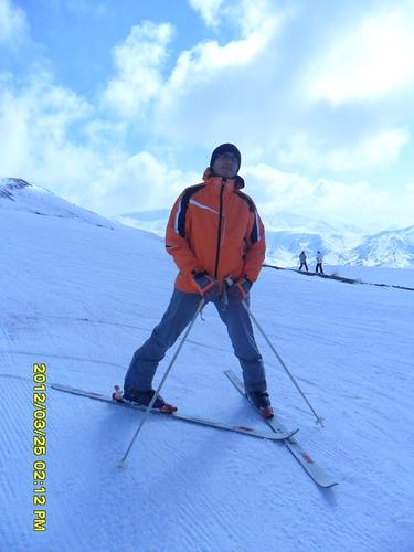 Mt Palandöken Ski Resort by: İrfan IŞIK