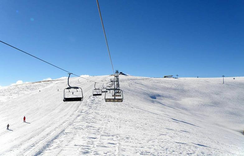Transalpina chairlift, Vidra Transalpina
