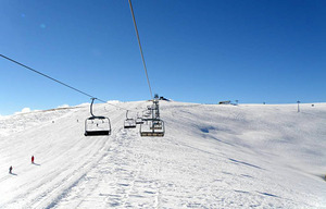 Transalpina chairlift, Vidra Transalpina photo