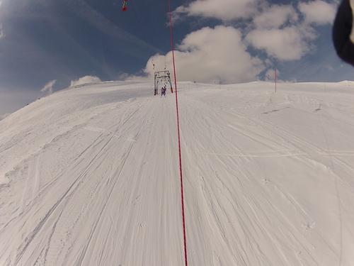 Mt Voras Kaimaktsalan Ski Resort by: nikos kosmidis