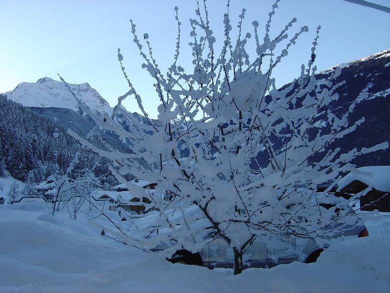 Morning ..., Mayrhofen