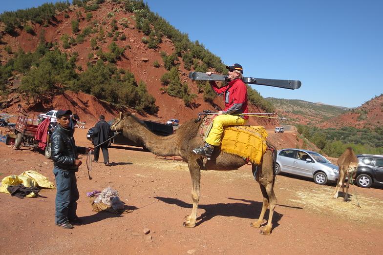 Local Transport--Oukaimeden Morocco, Oukaïmeden