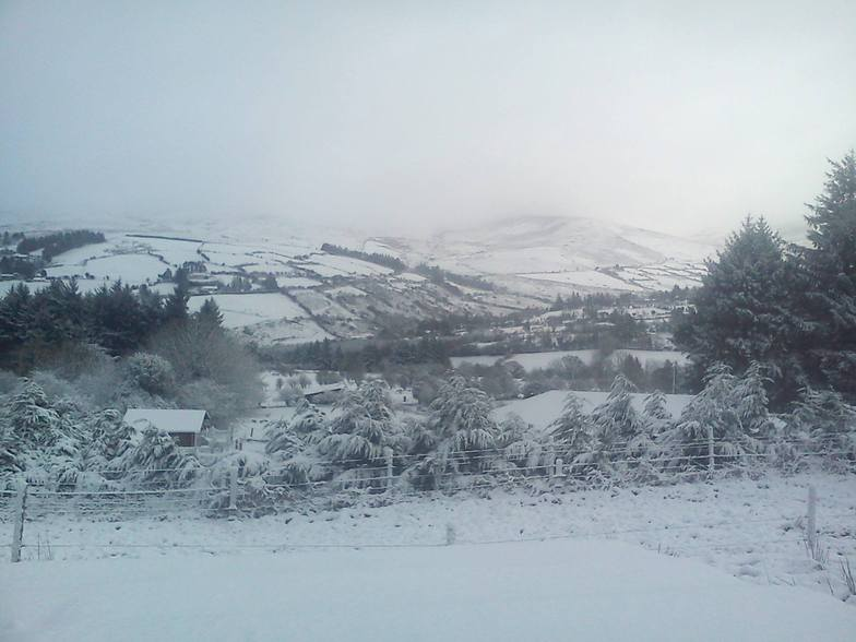 Nire Valley, Comeragh mountains., Coumfea West (Comeragh Mts)