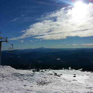 Top of the Mile, Timberline