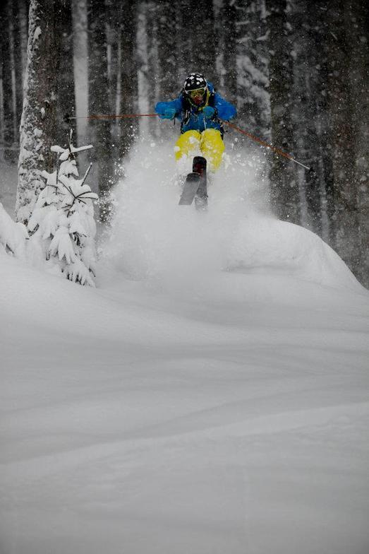 Werfenweng snow