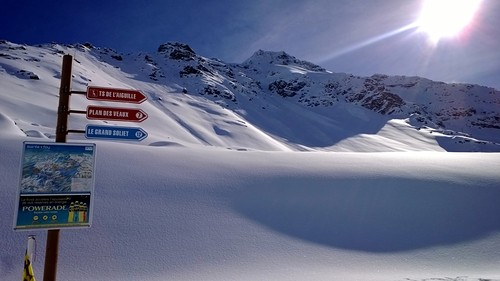 Sainte Foy Ski Resort by: Fiona Harvey