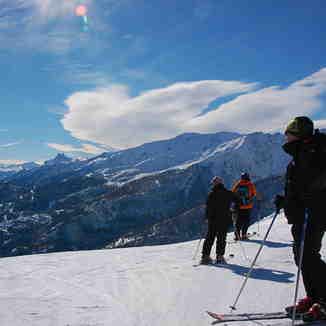 Pelvoux 2300 meters, Pelvoux-La Vallouise