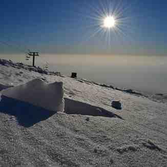 Ceripasina ski slope, Popova Shapka
