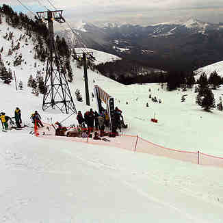 Competition in Brezovica