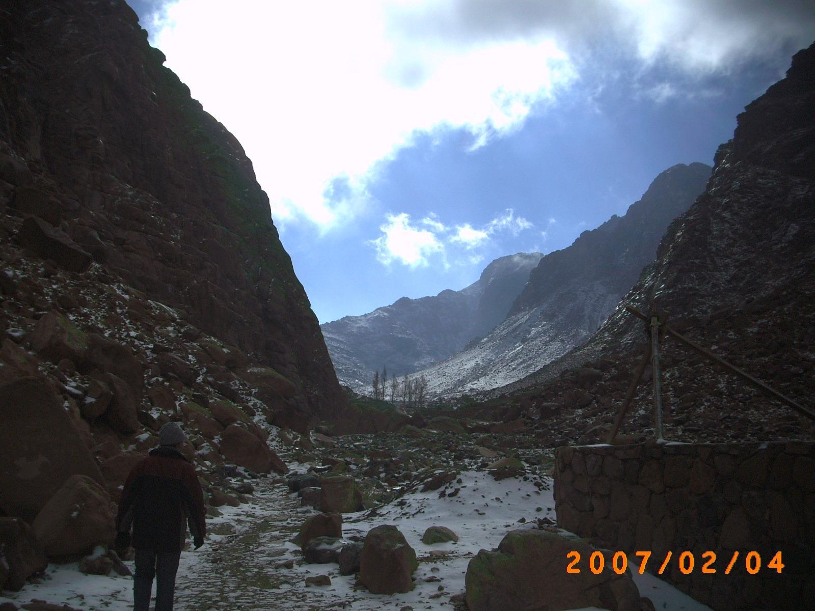 Mt.Katherine, Egypt, Jabal Katherina