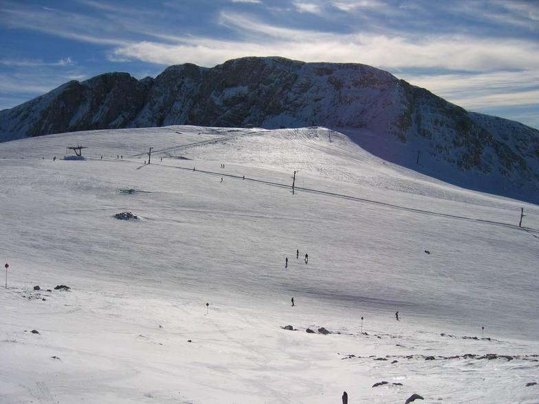 Greece-mt Parnassus, Mount Parnassos
