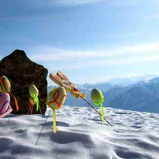 عید در قله توچال, Tochal