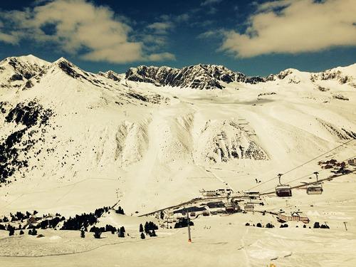 Kühtai Ski Resort by: Anthony Weeks