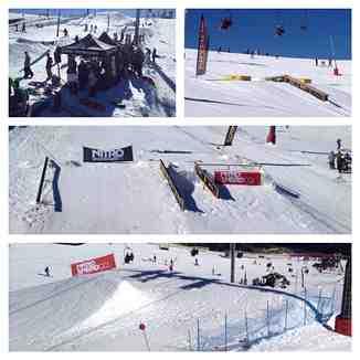 Snowpark, Valgrande-Pajares