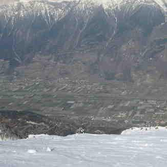 Vallee du Rhone en Valais, La Tzoumaz