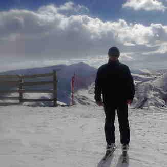 2600 m / 18/03/2014, Mt Palandöken