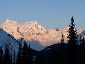 Mummary Group, BC Canada, Amiskwi Lodge photo