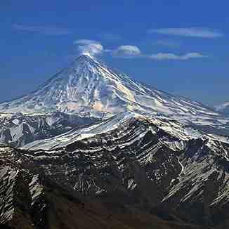 Mt. Damavand, Tochal