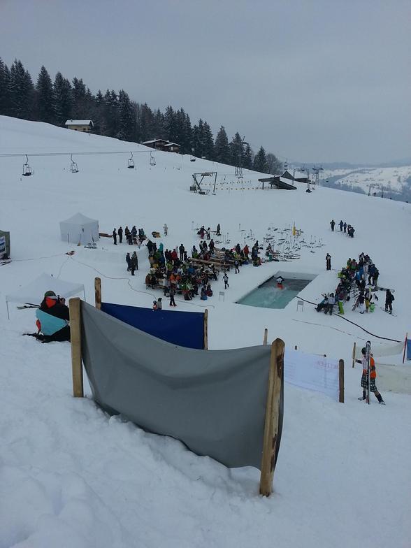 Krummenau - Wolzenalp - Toggenburg snow