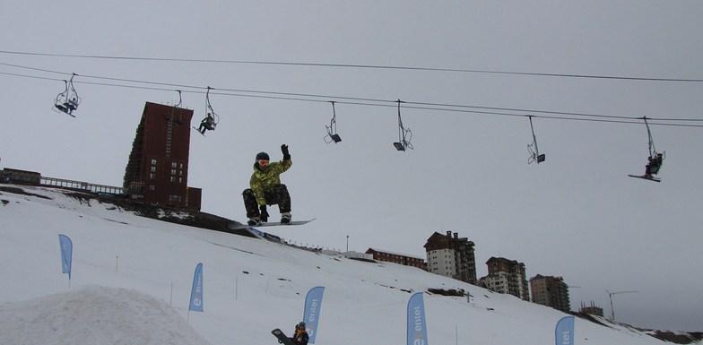 Guima Jump, Valle Nevado