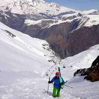 La Montée, Les Deux Alpes