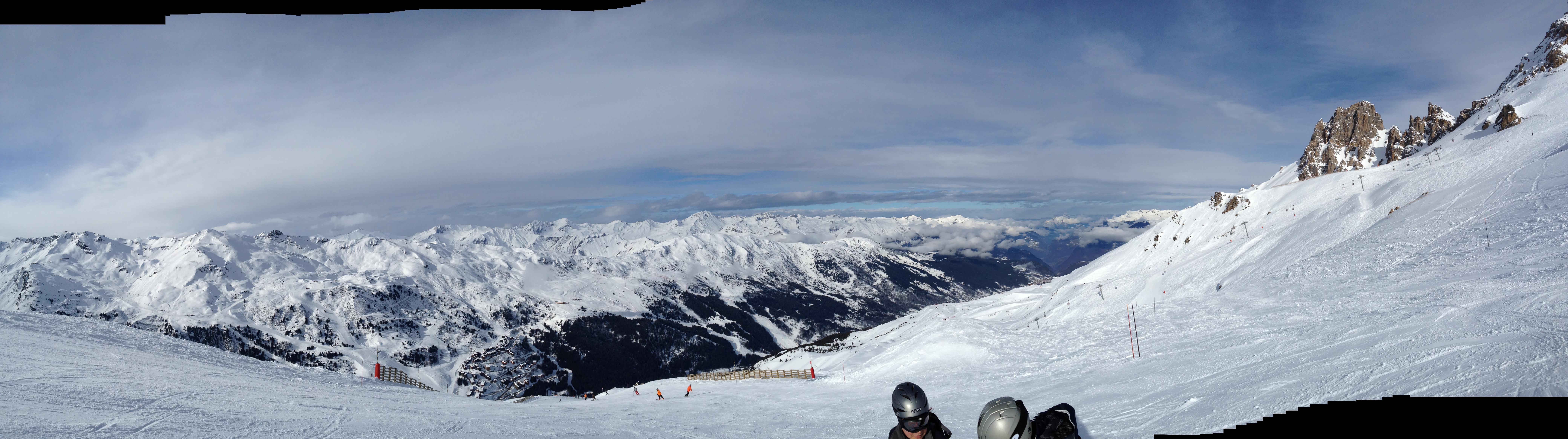 View to Mottaret