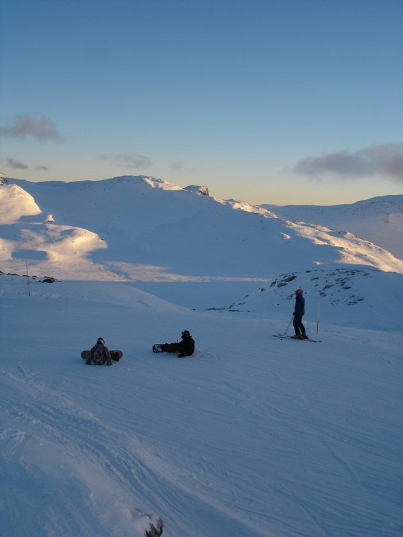 Cold and Quiete, Hemsedal