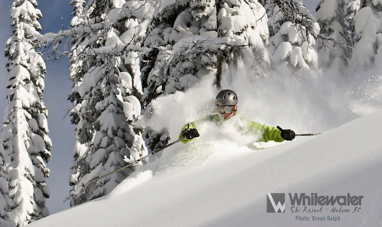 In the white room, by: Bryan Ralph, Whitewater