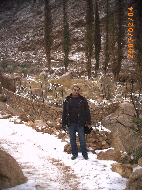 Mt Katherine, Egypt, Jabal Katherina