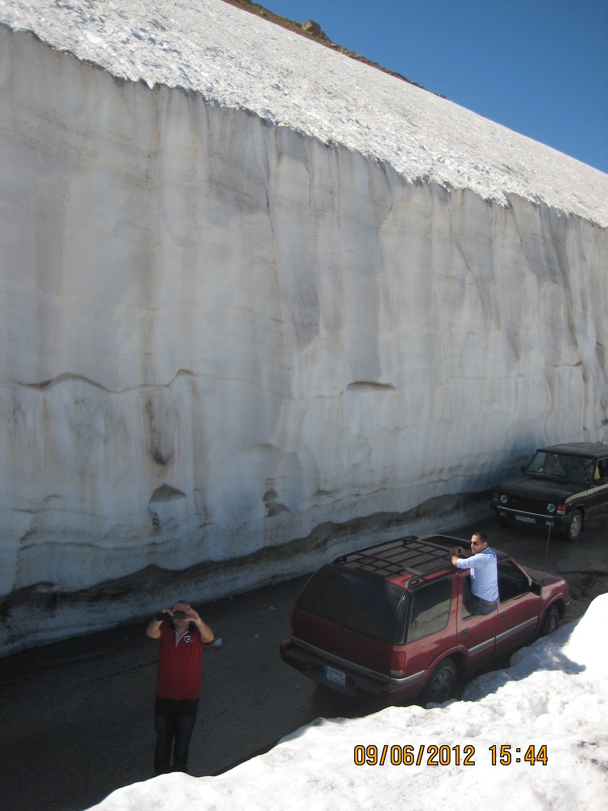 Snow Way 09-06-2012, Cedars