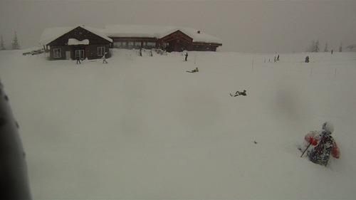 Revelstoke Mountain Resort Ski Resort by: Doug  Campbell