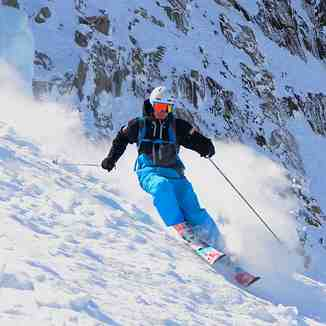 Mark Gear  - All Mountain Performance, Argentiere