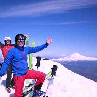 Lonquimay´s Volcano Top, Corralco (Lonquimay)
