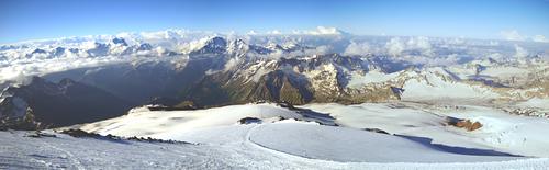 Mt Elbrus  Οδηγός Χιονοδρομικού Κέντρου
