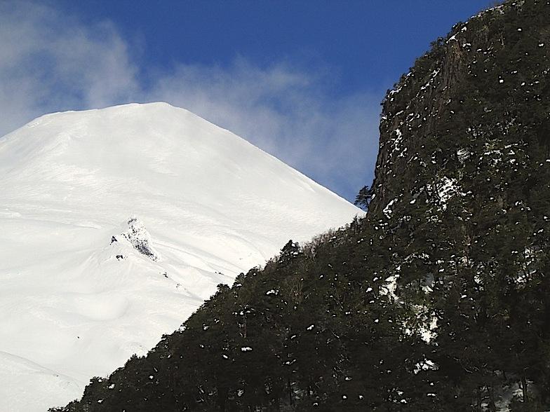 Volcan Villarrica Pucon, Villarrica-Pucon