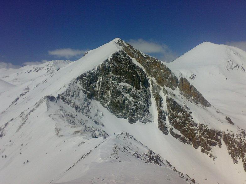 Vallter 2000 snow